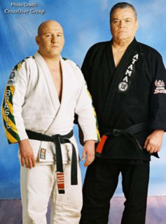 Carlson Gracie Jr fifth degree black belt