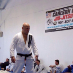 Seminar with Master Carlson Gracie Jr.